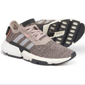 ADIDAS PODS athletic running shoes women's